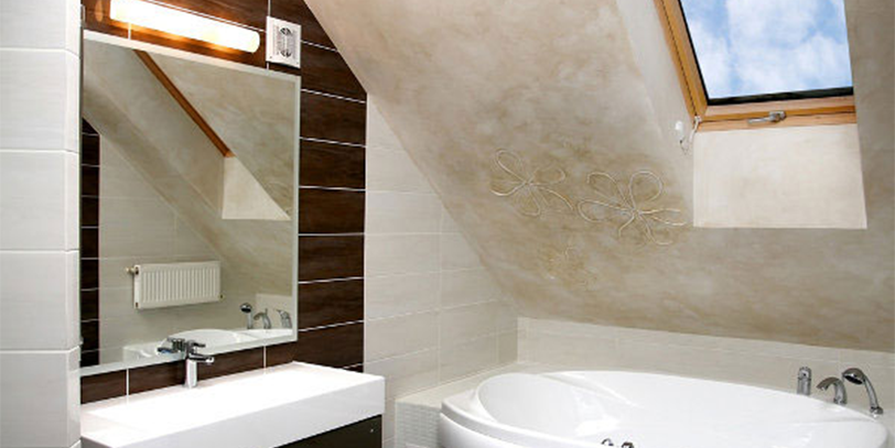 Voorkom vochtproblemen in de badkamer: ventilatie