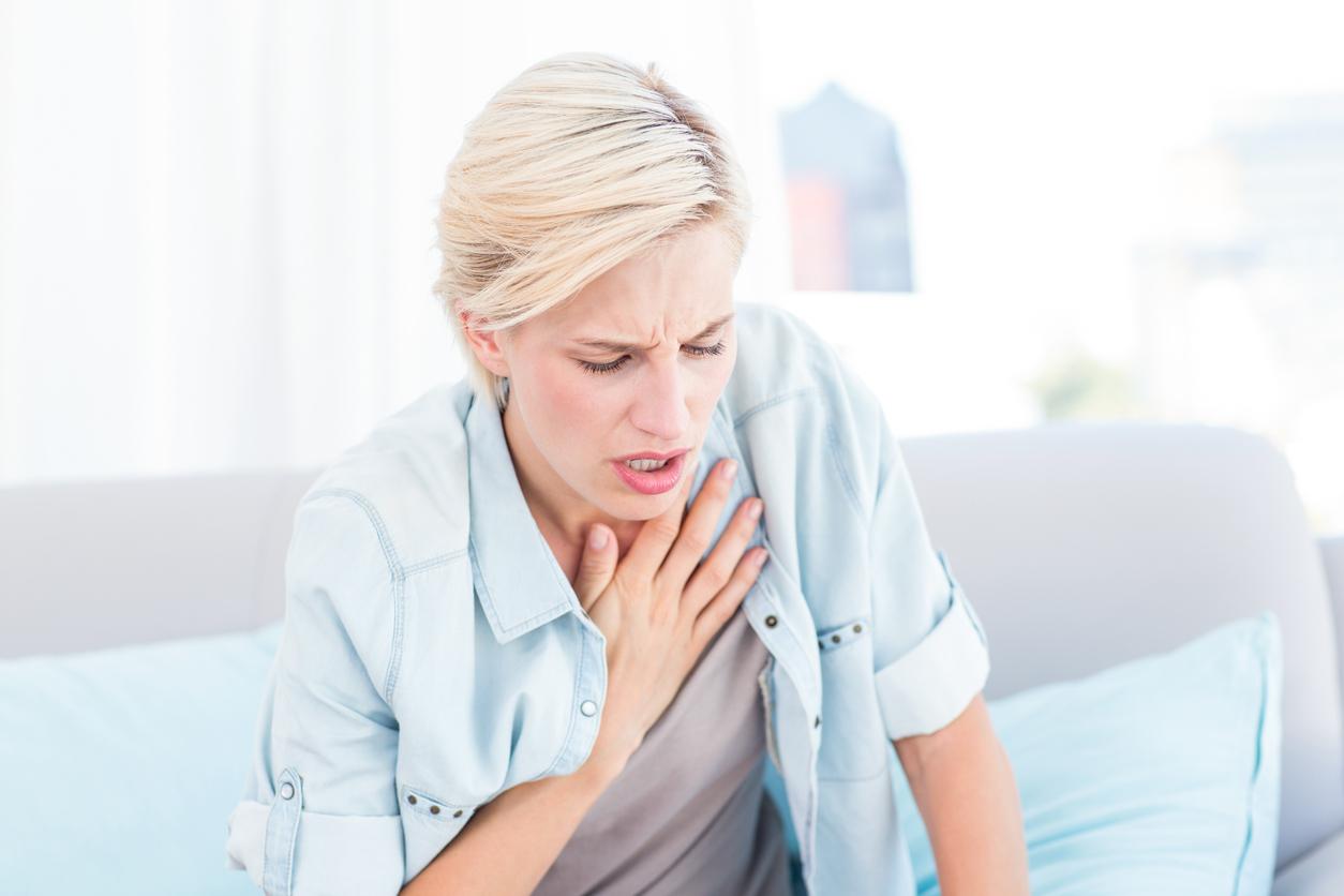 Vocht in huis: irritatie luchtwegen